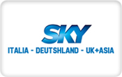 Sky Italy - Germany - UK